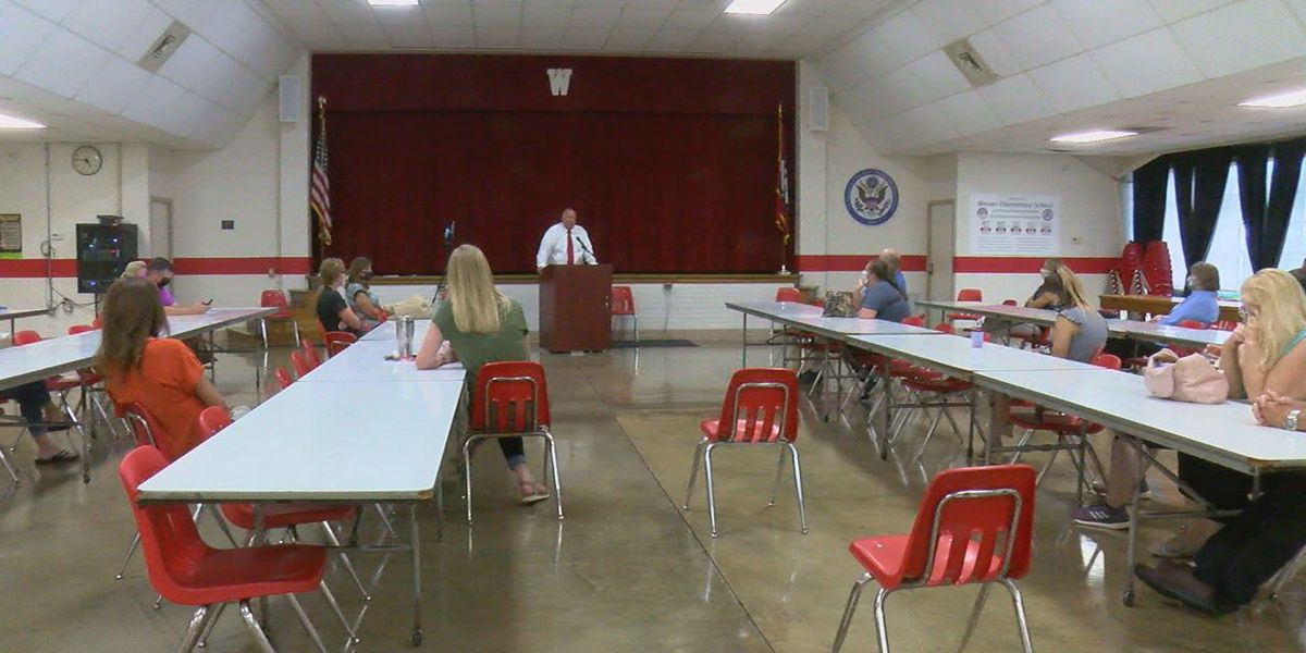Harrisburg School District will offer 'several options' for students this Fall
