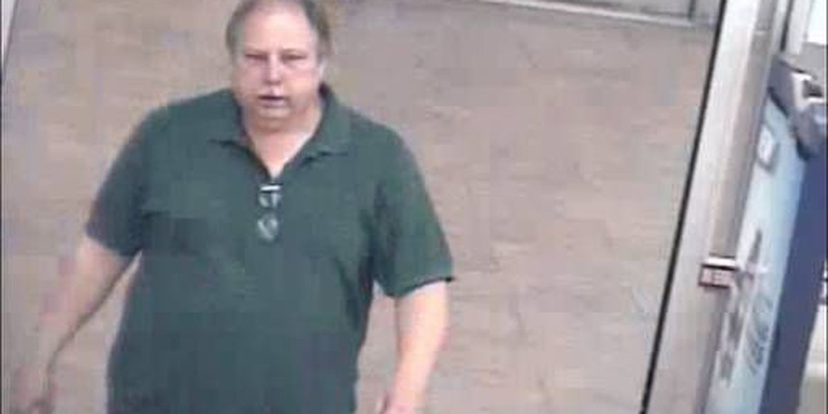 Crimestoppers: JPD searching for man who keyed car