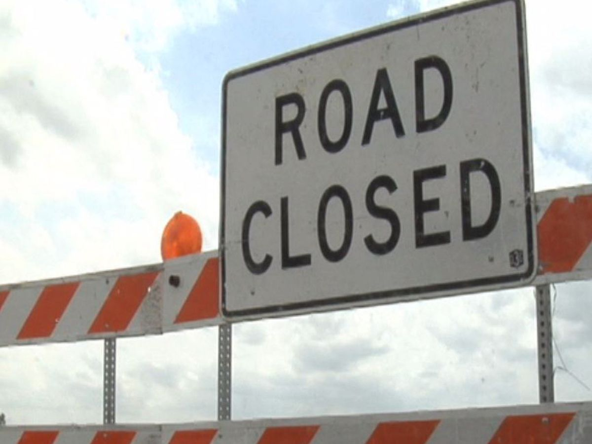 Section of Highway 141 closed
