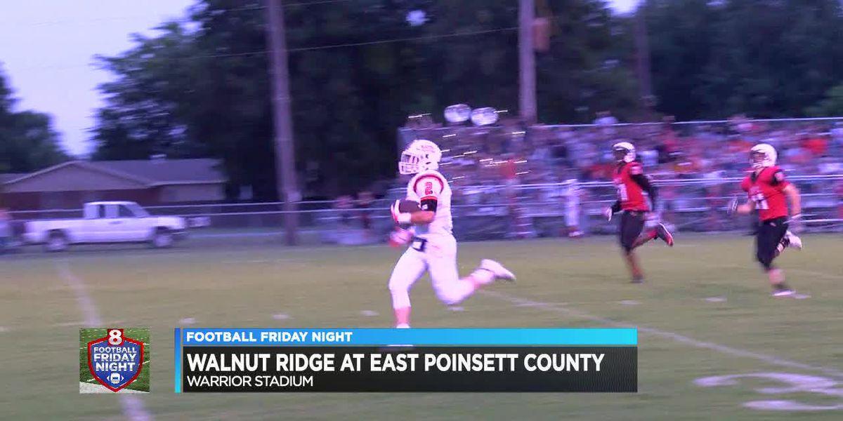 Walnut Ridge routs EPC, starts 2-0