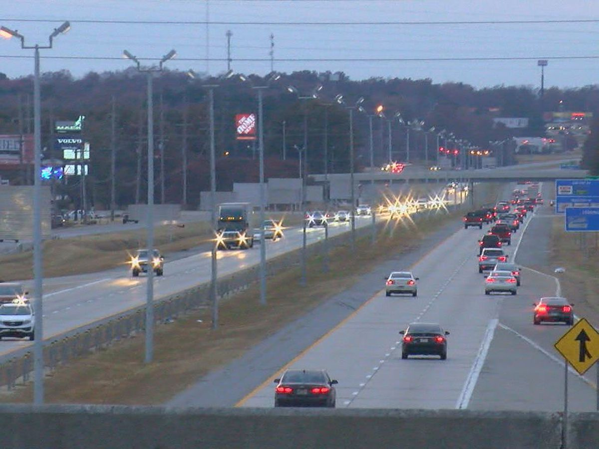 Arkansas Highway Commission approves nearly $45 million for I-555 projects