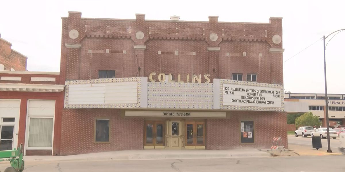 Collins Theater celebrates 90 years of entertainment