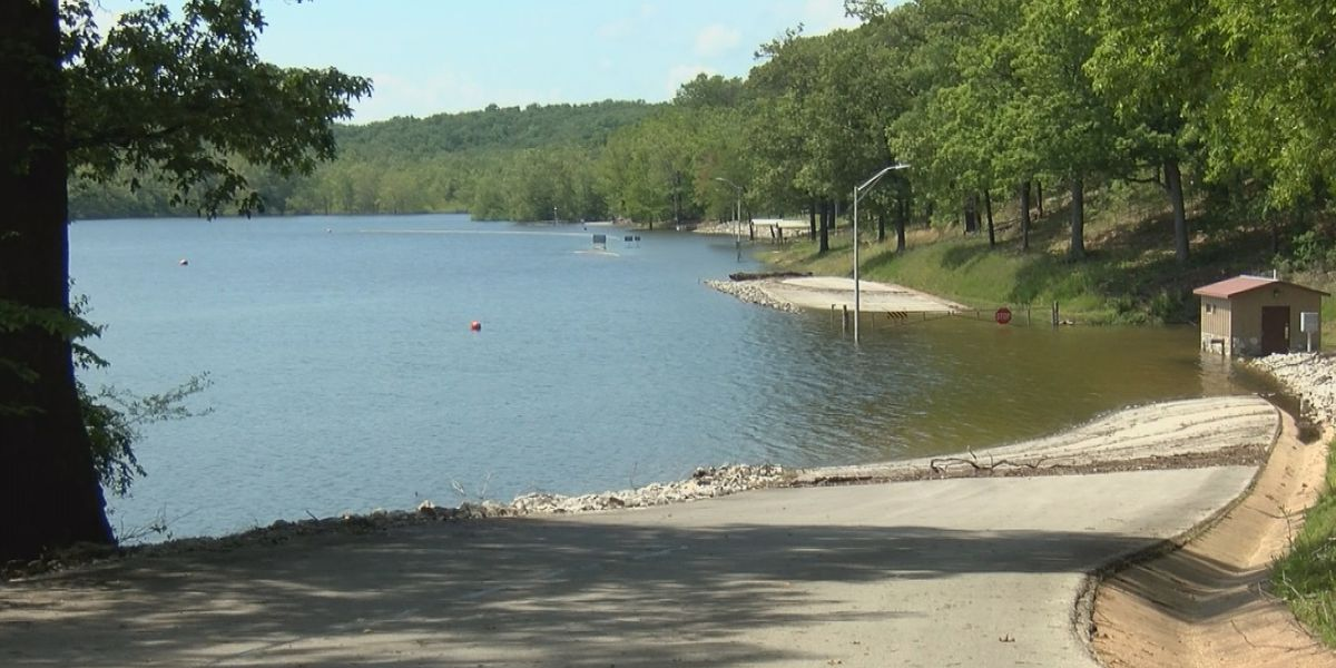 High water at Wappapello Lake affecting businesses, recreation