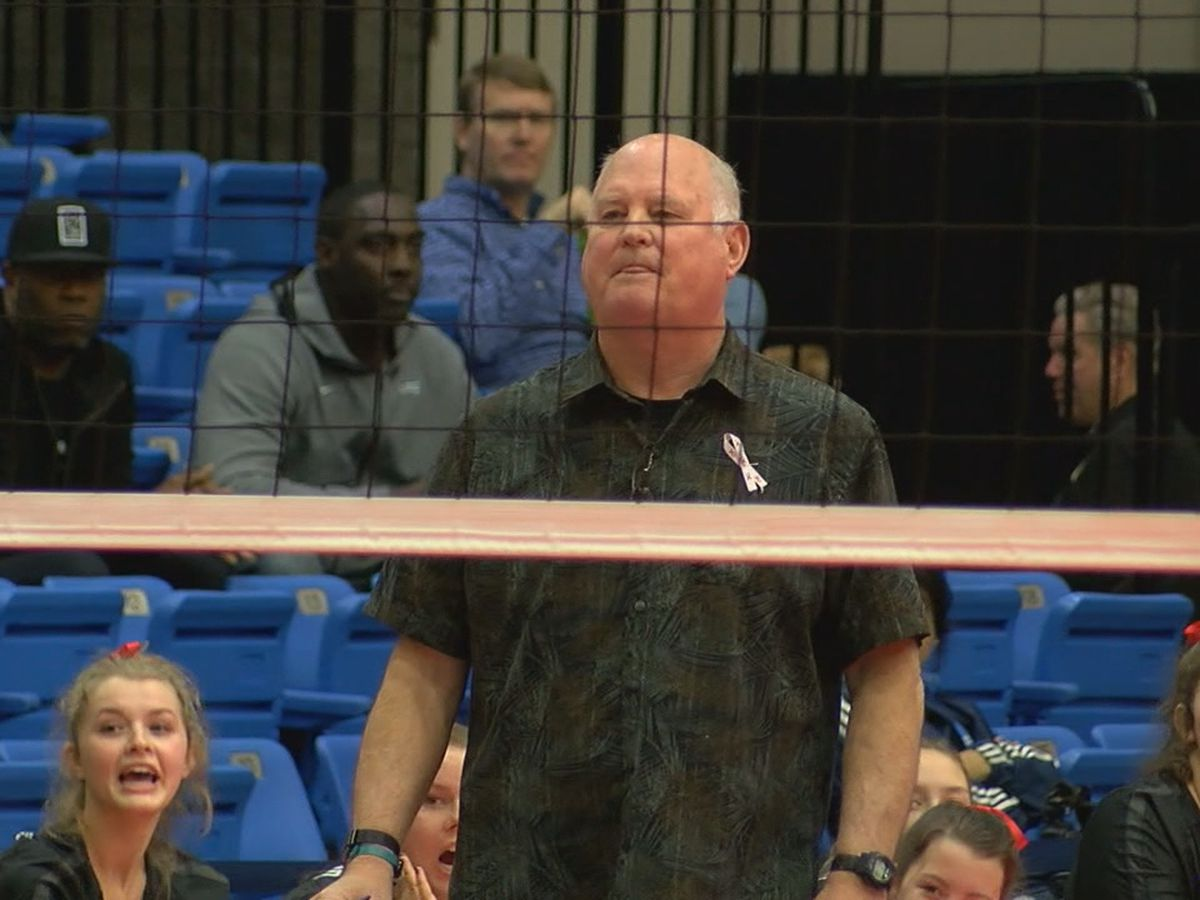 JHS volleyball coach Craig Cummings to retire at year's end