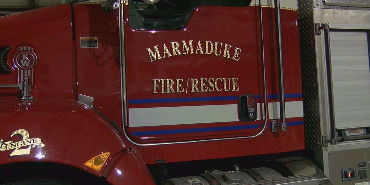 Fire department uses grant to keep their firefighters safe