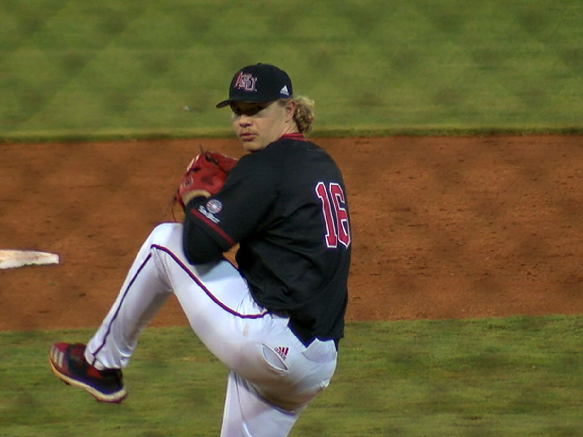Brandon Anderson strikes out 13 as Arkansas State beats Mississippi Valley State