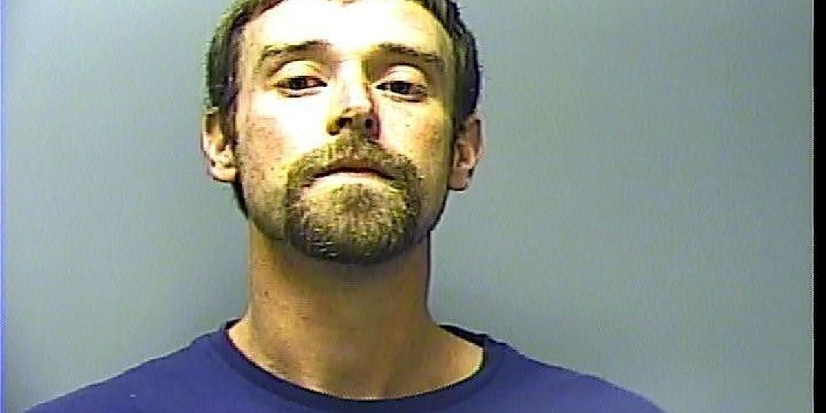 Man arrested for violating burn ban after fire spreads to neighbors property