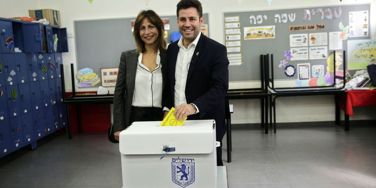 Jerusalem picks new mayor in round 2 of municipal elections
