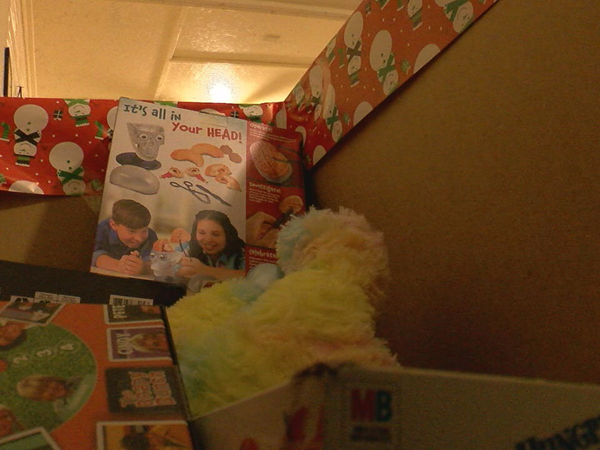 Fisher Street Community in Action in need of toys for Christmas toy drive