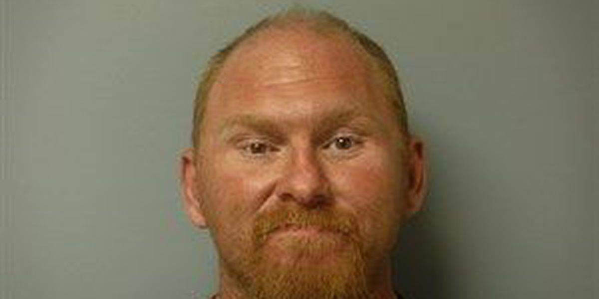 Suspicious activity at probationer's home leads to arrest
