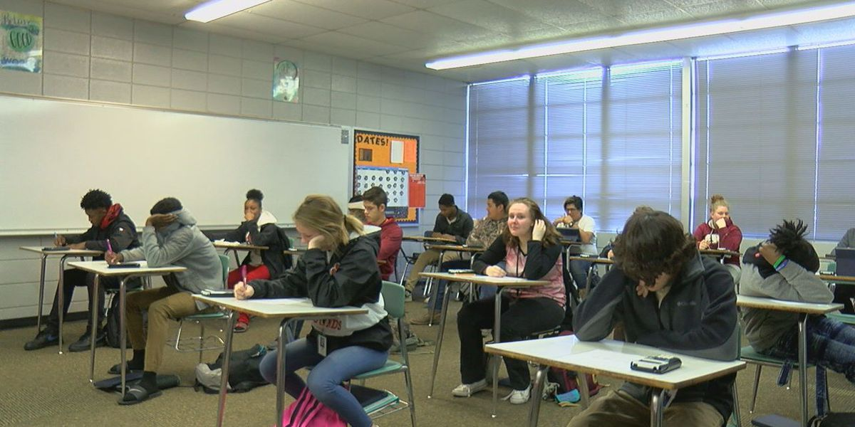 Student population declines in Region 8 school