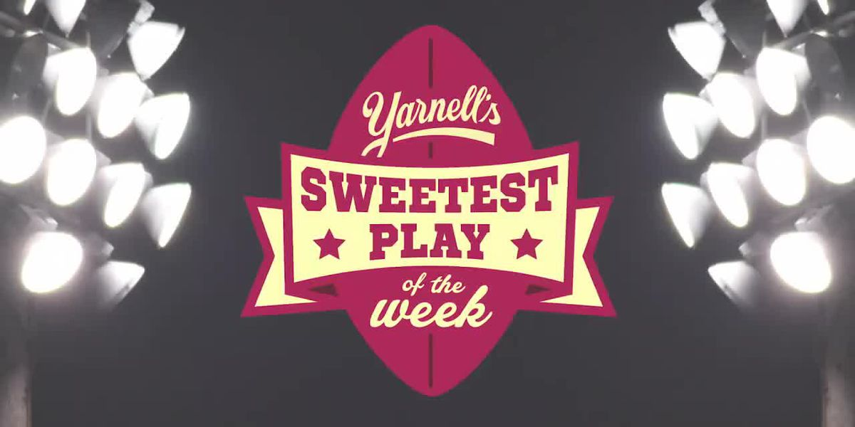 Newport wins the Yarnell's Sweetest Play of the Week (10/11/19)