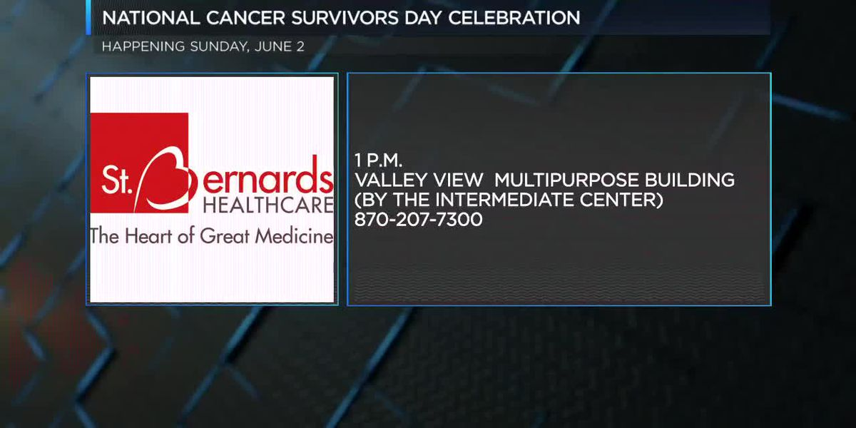 Thursday's Midday Cancer Survivor Days Interview 05-23-19