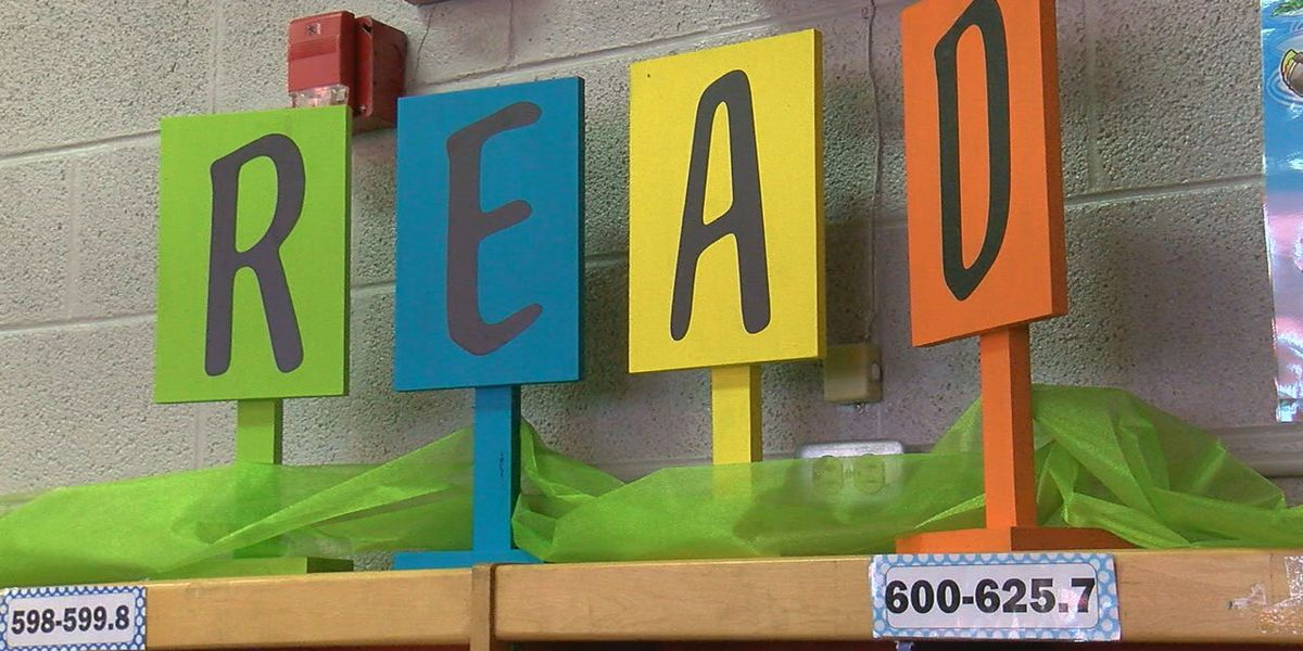 Local school works to keep kids excited about reading over summer