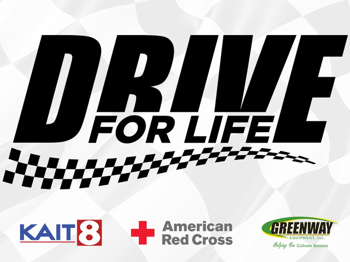 Drive For Life continues through Jan. 18