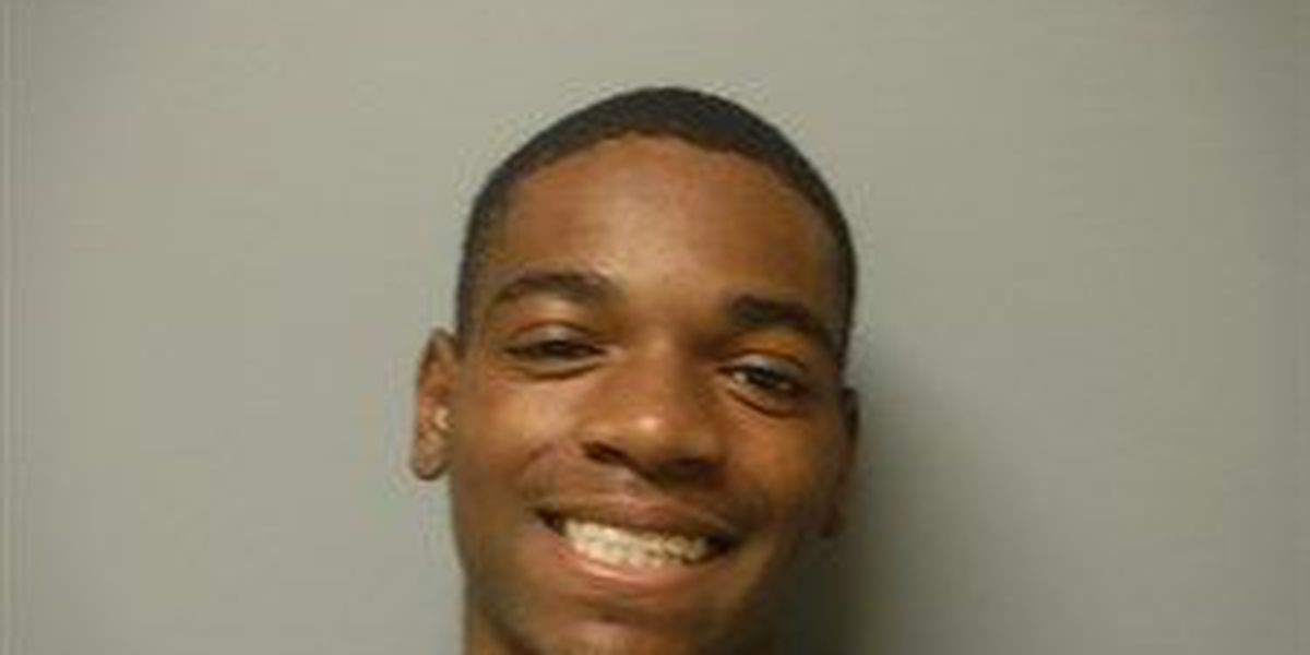 Robbery suspect appears in court, bond set