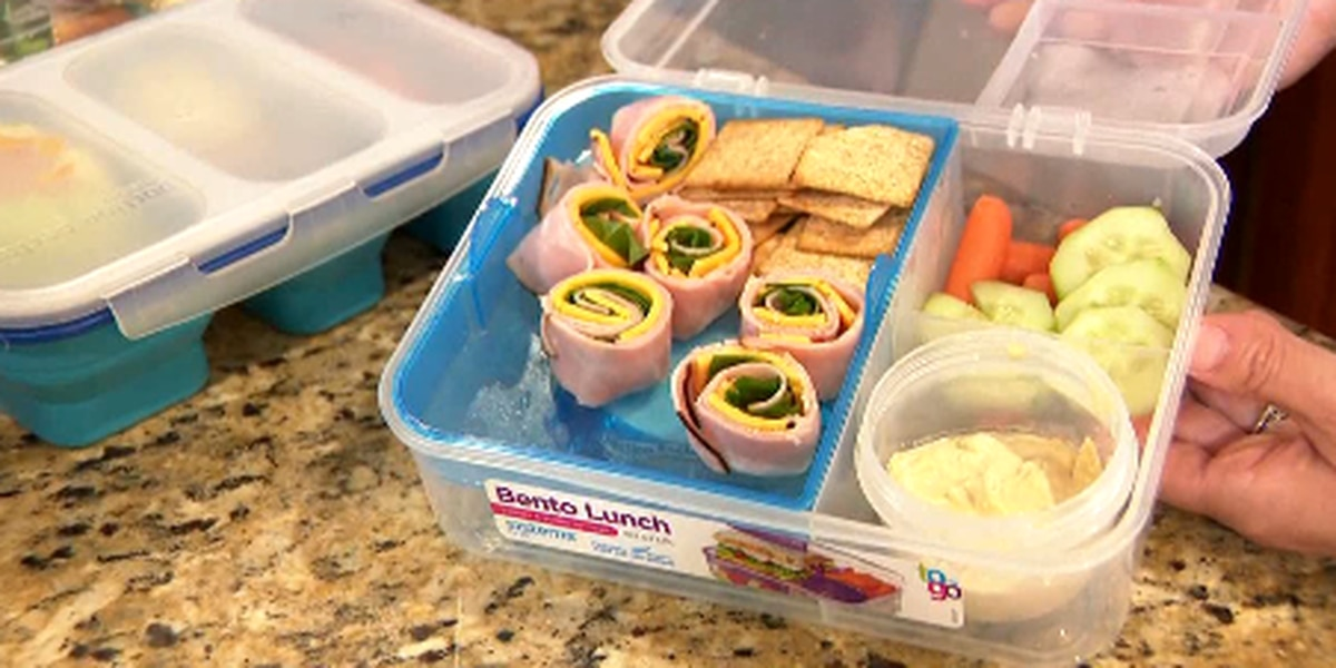 Healthy, easy snacks for back to school power