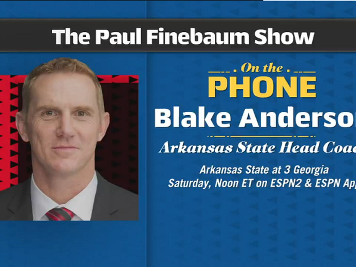 Arkansas State football & Blake Anderson getting more national attention