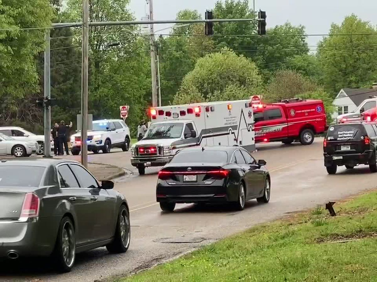 3-vehicle crash slows Paragould morning commute