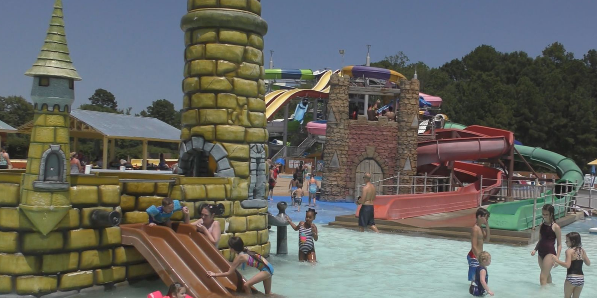 A Shreveport faith-based water park ends the season with bang