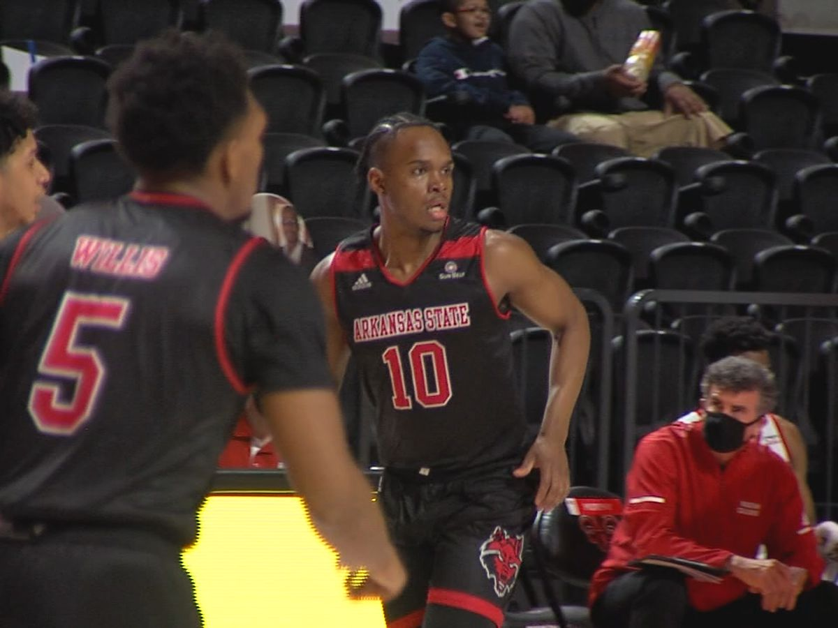 Comeback not enough for A-State men against Louisiana