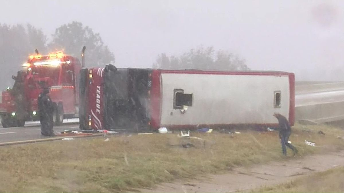 MDOT: Not clear if I-269 bridge was treated for ice before deadly tour bus crash