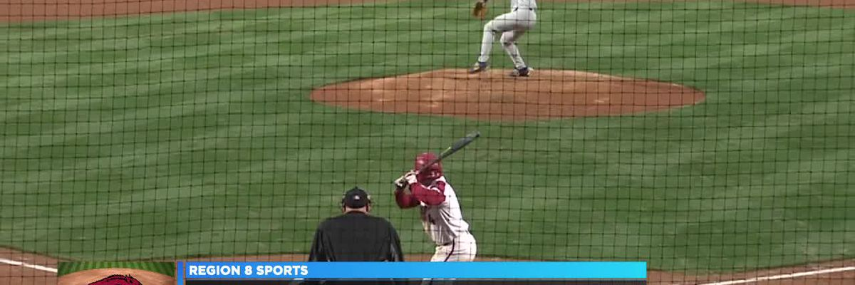 Trevor Ezell on All-SEC honors, #4 Arkansas will face #21 Ole Miss at SEC Tournament