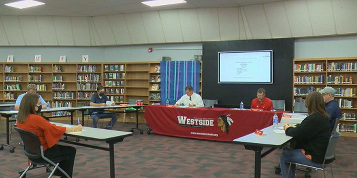 Westside School Board covers expansion, resignation and hires