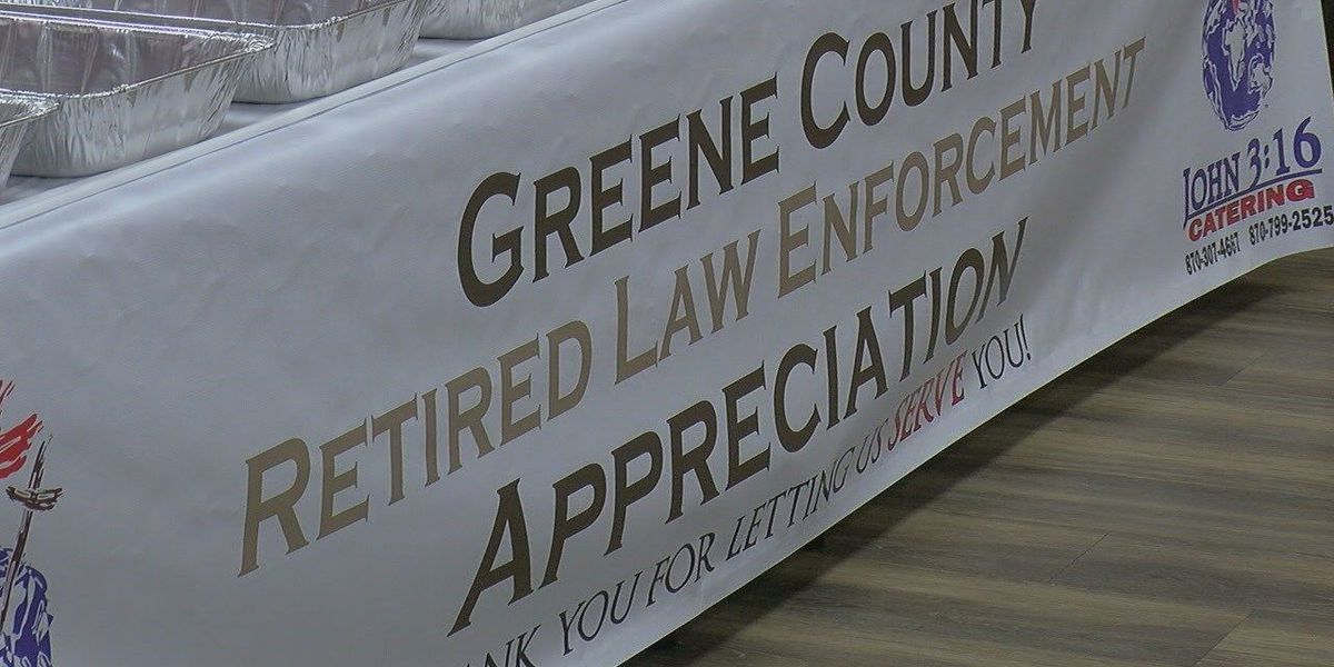 Current, retired law enforcement officers gather for reunion