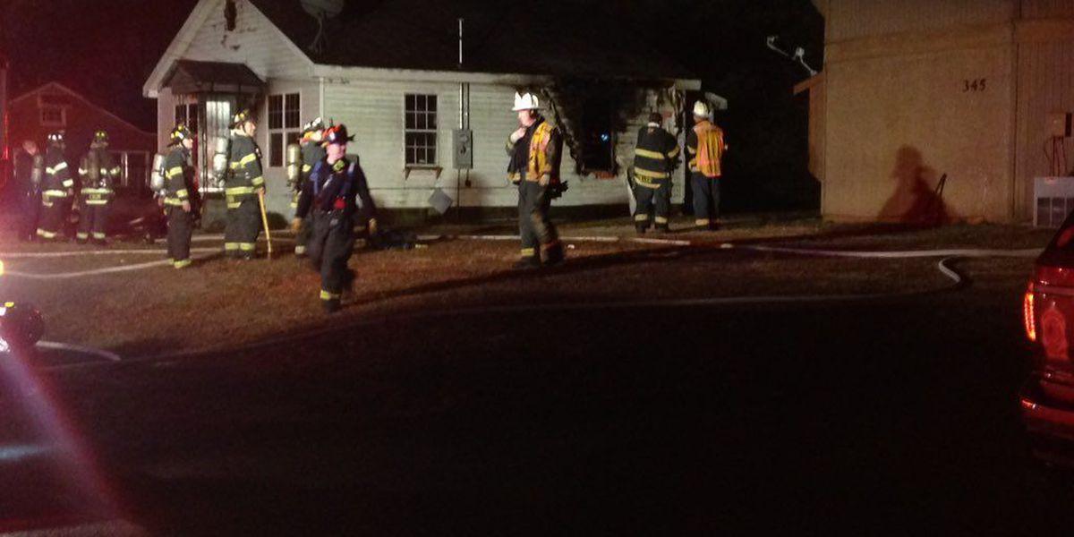 Crews investigate cause of Jonesboro house fire