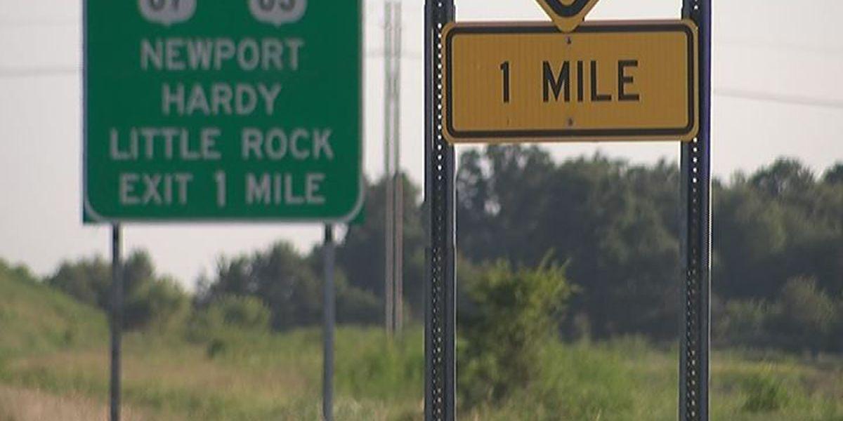Governor Hutchinson hopes highway funding program to benefit Northeast Arkansas