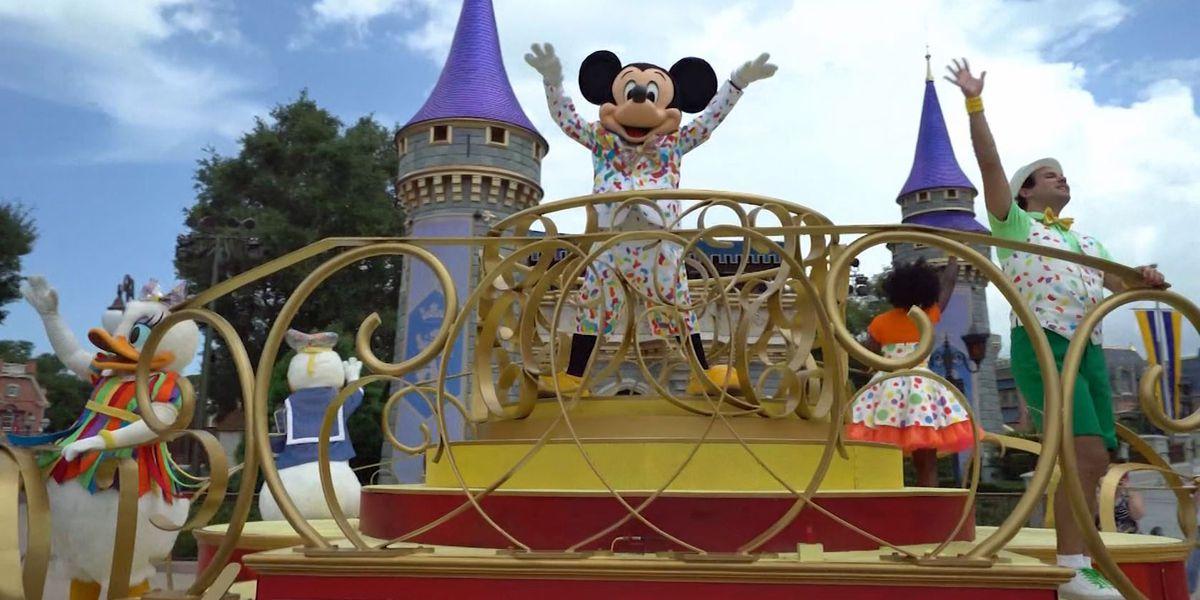 Florida's amusement parks loosen pandemic mask requirements