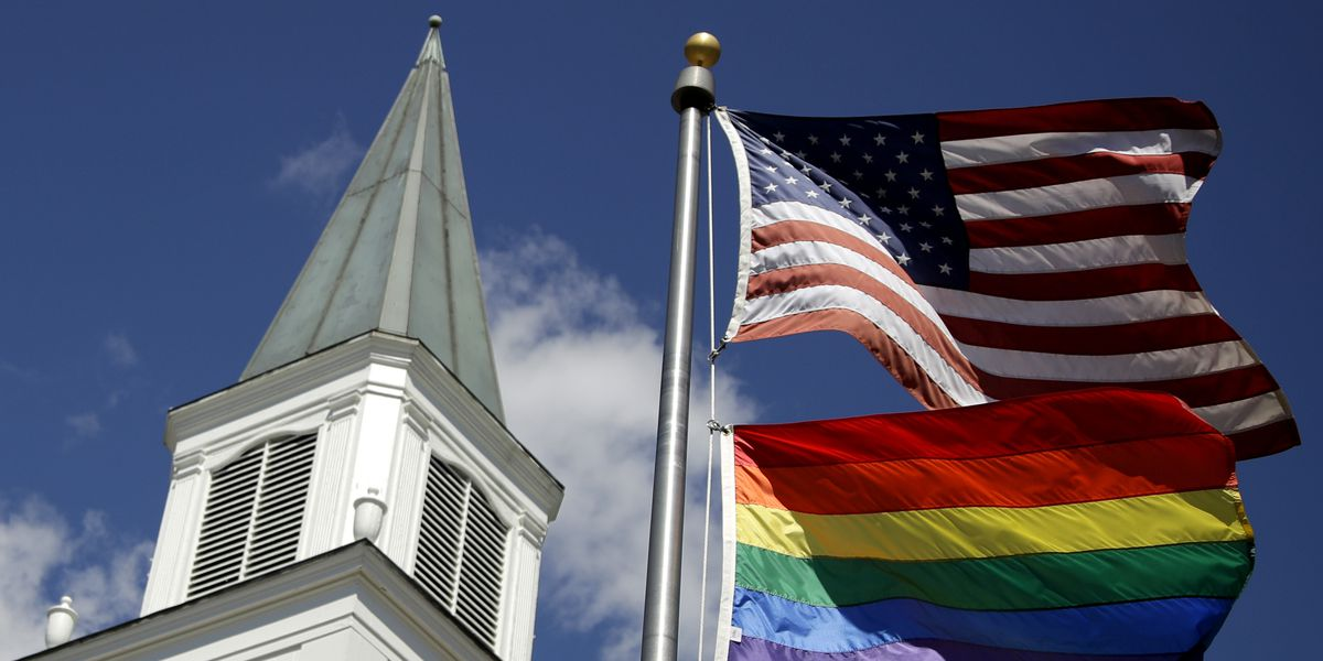 Confirmation students won't join church, citing LGBTQ rules