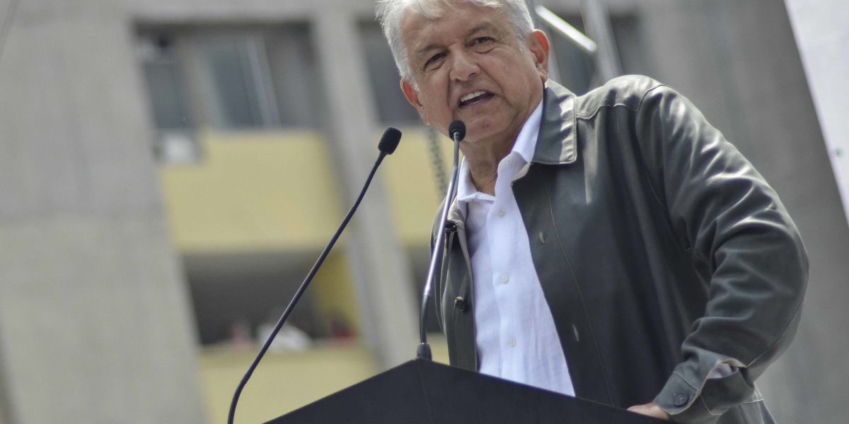 Mexico's president elect reaches out to business elite