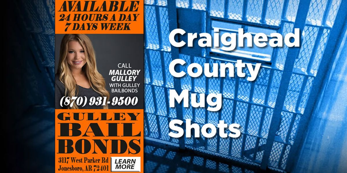 Slideshow: Craighead Co. mug shots, Sept. 17-23