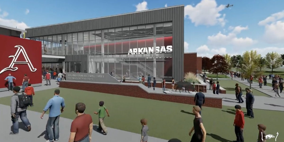 Arkansas baseball reveals first look at more Baum-Walker Stadium upgrades