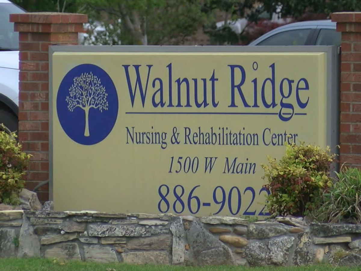 "Walnut Ridge nursing home has ""nearly 100% participation"" in getting COVID-19 vaccine"