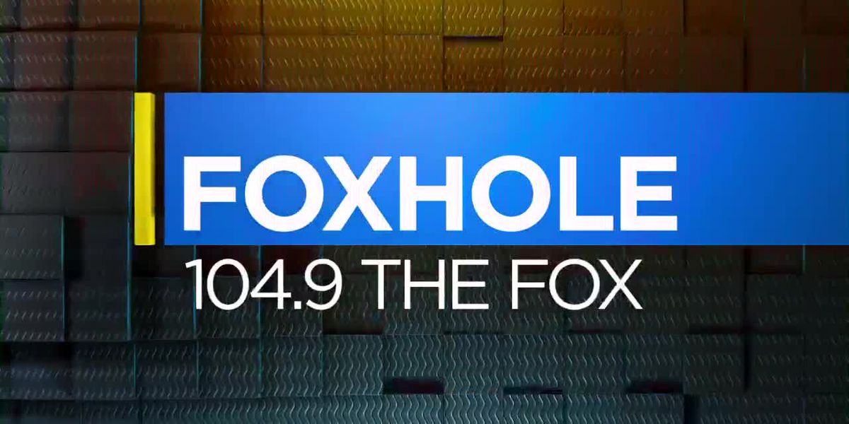 Wednesday's GMR8 Foxhole with Trey Stafford
