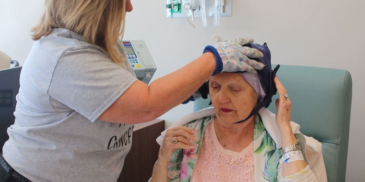 Local hospital's new treatment reduces hair loss during chemo