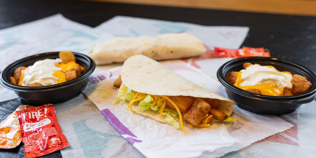 Fans rejoice as Taco Bell is bringing back potatoes to its menu