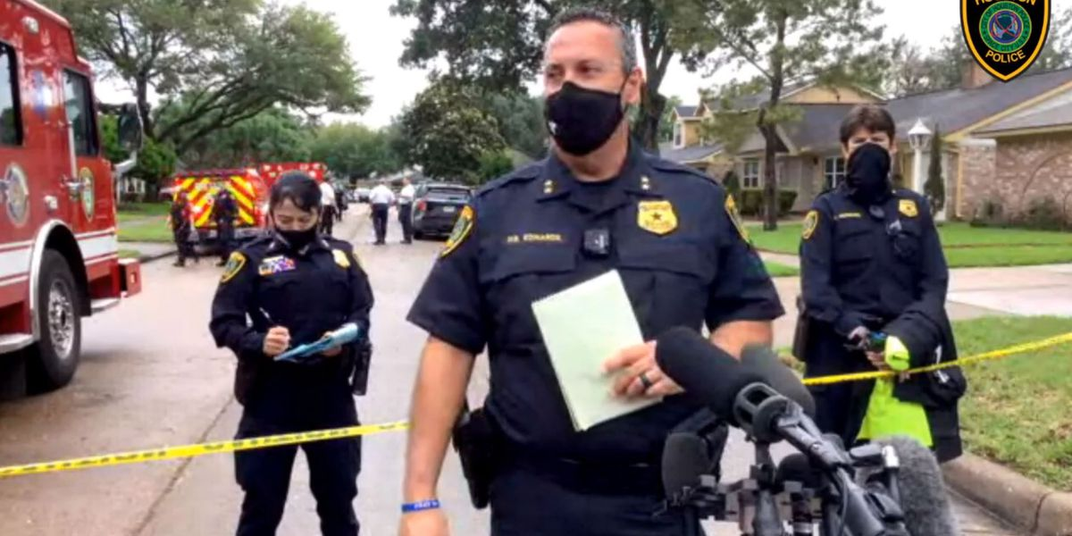 Police find 90 people in Houston house; possible human smuggling