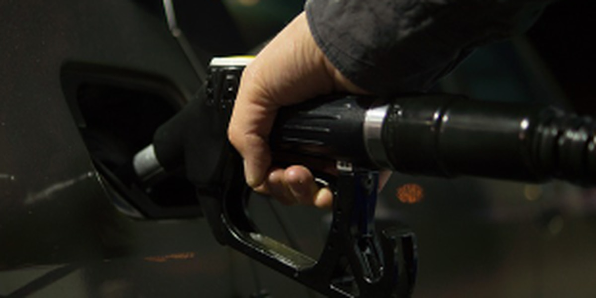 Prices at the pump plummet