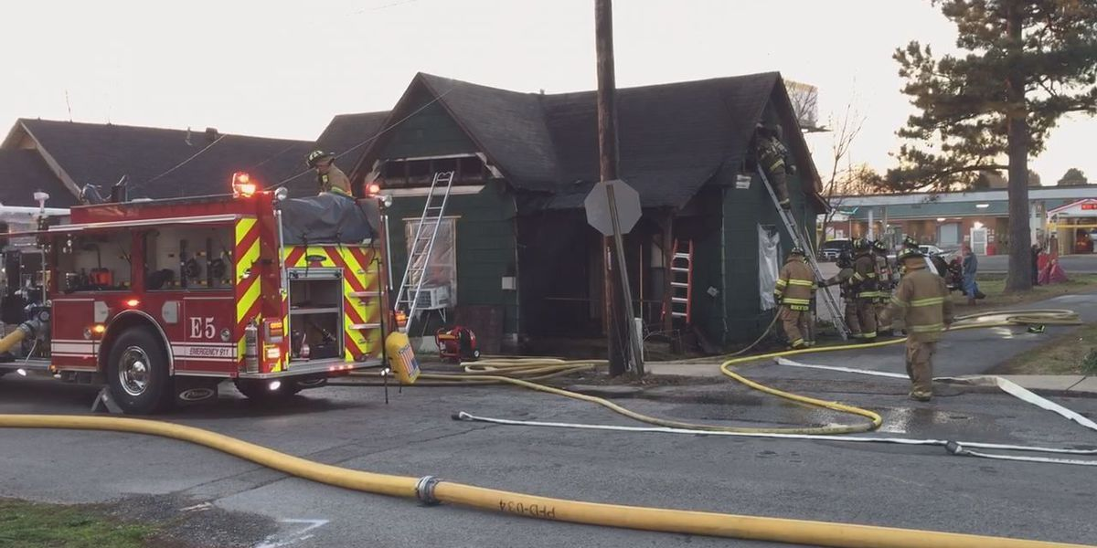 House fire in Paragould under investigation