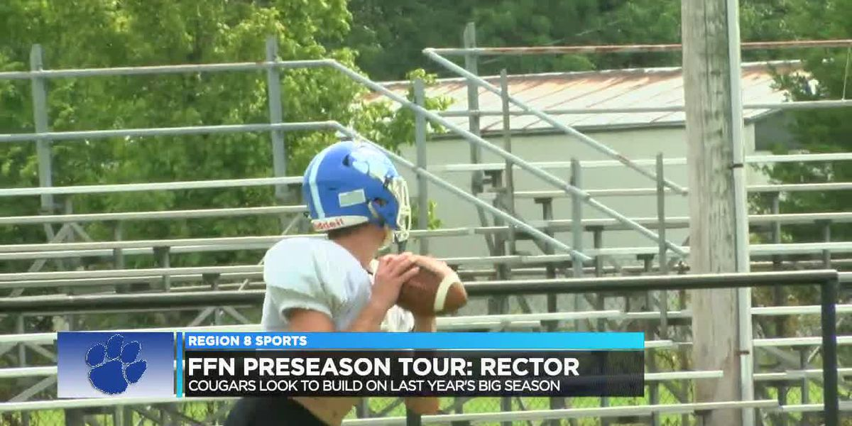 FFN PRESEASON TOUR: Rector
