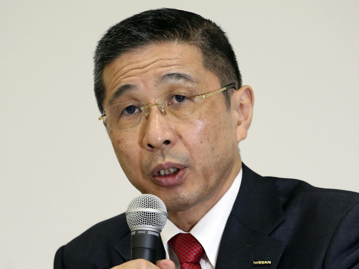 Nissan board meets but no chairman picked to replace Ghosn
