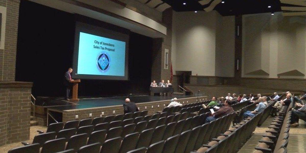 Mayor wants informed voters before sales tax vote
