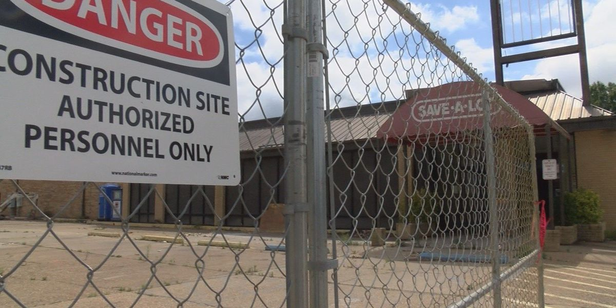 Vacant downtown building being redeveloped
