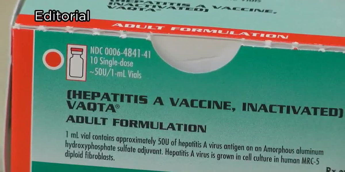 A Better Region 8: Hep A outbreak continues