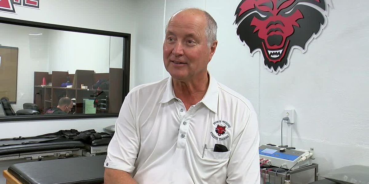 Ron Carroll elevated to Arkansas State Assistant AD for Sports Medicine