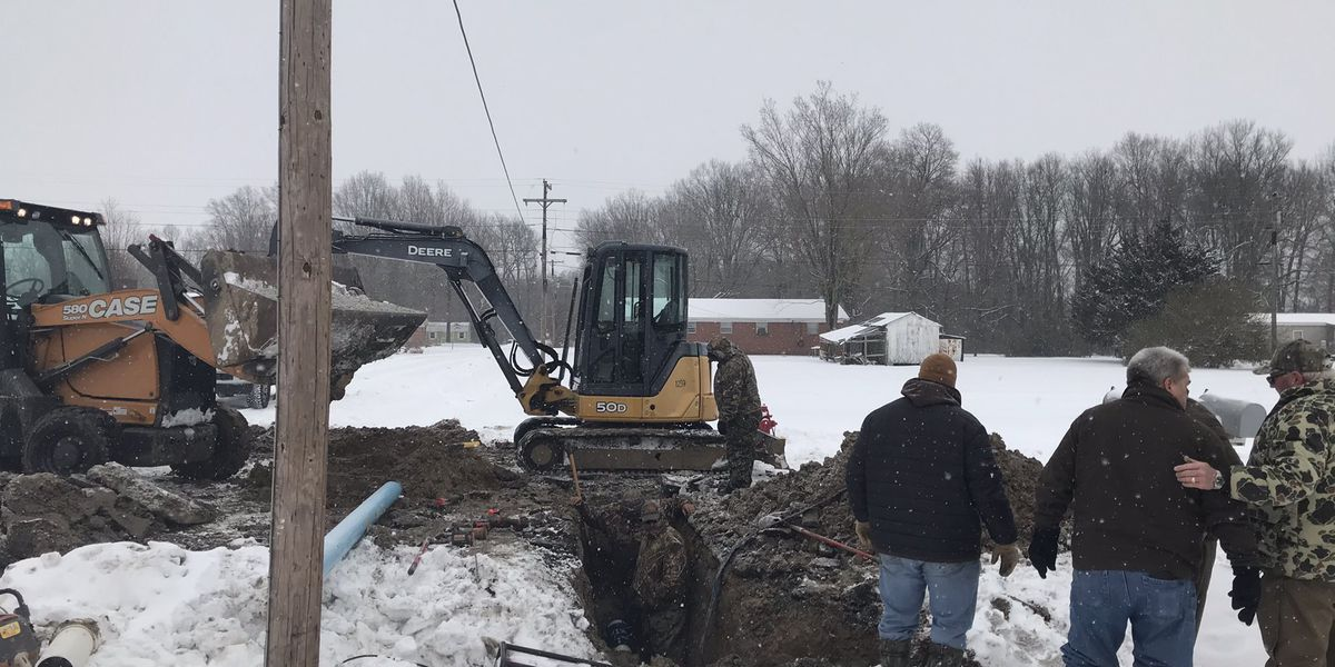 Corning issues city-wide boil order after water main break